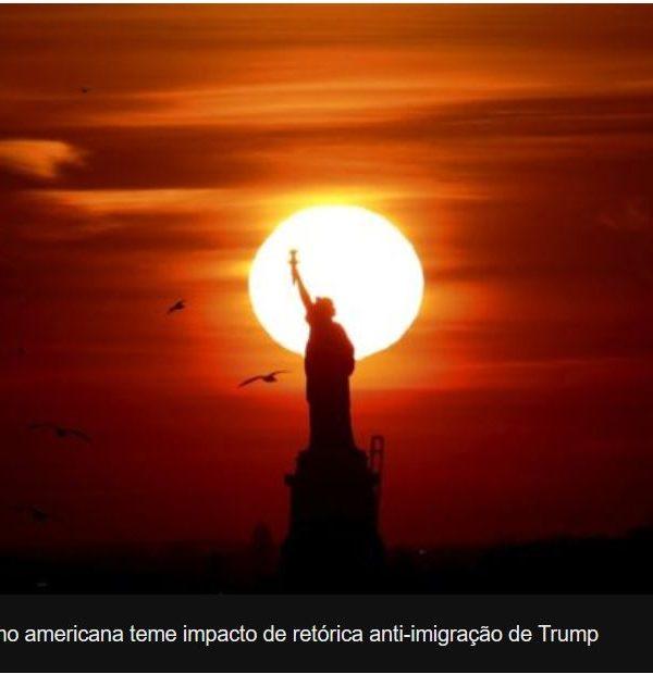 turismo teme impacto de retórica anti-imigração de Trump